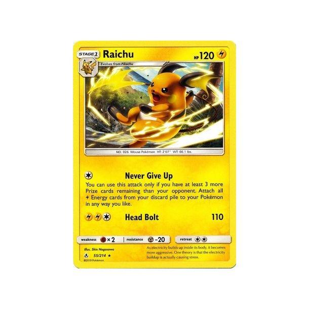 Raichu Rare